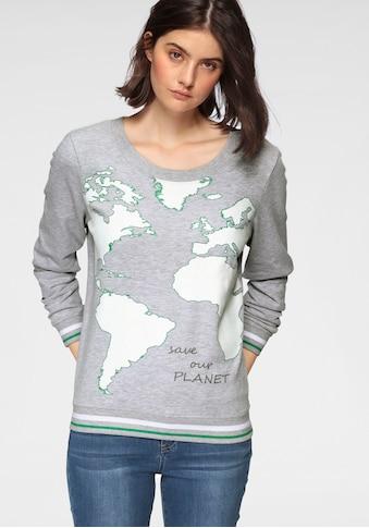 OTTO products Sweatshirt, nachhaltig aus zertifizierter Bio-Baumwolle kaufen