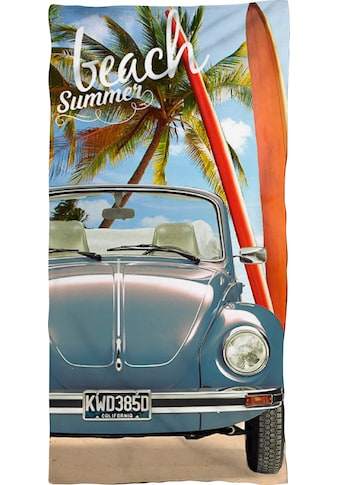 """Strandtuch """"Beach Summer"""", Volkswagen kaufen"""