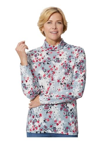 Classic Basics Winter - Shirt in flauschiger Kuschel - Qualität kaufen