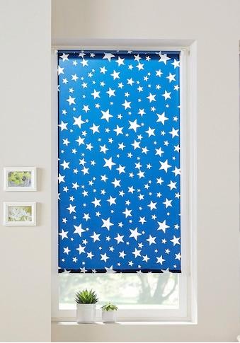 my home Seitenzugrollo »Sanya«, verdunkelnd, ohne Bohren, freihängend, Hitzeschutz kaufen