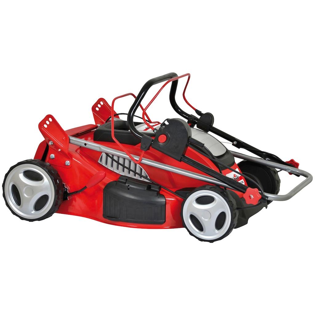 Grizzly Tools Elektrorasenmäher »ERM 1846 GTA«, mit Radantrieb