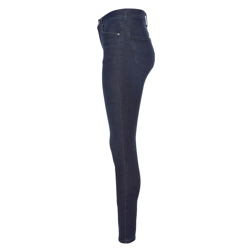 Lee® High-waist-Jeans »Scarlett«, im 5-Pocket-Style