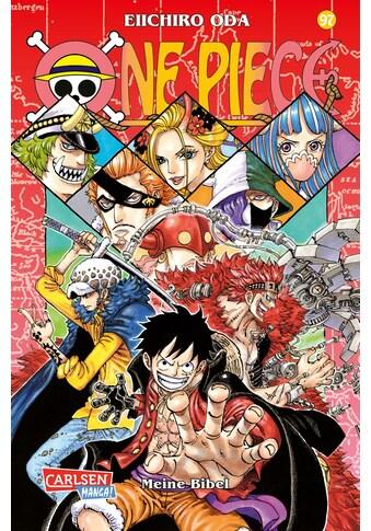 Buch »One Piece 97 / Eiichiro Oda, Antje Bockel« kaufen