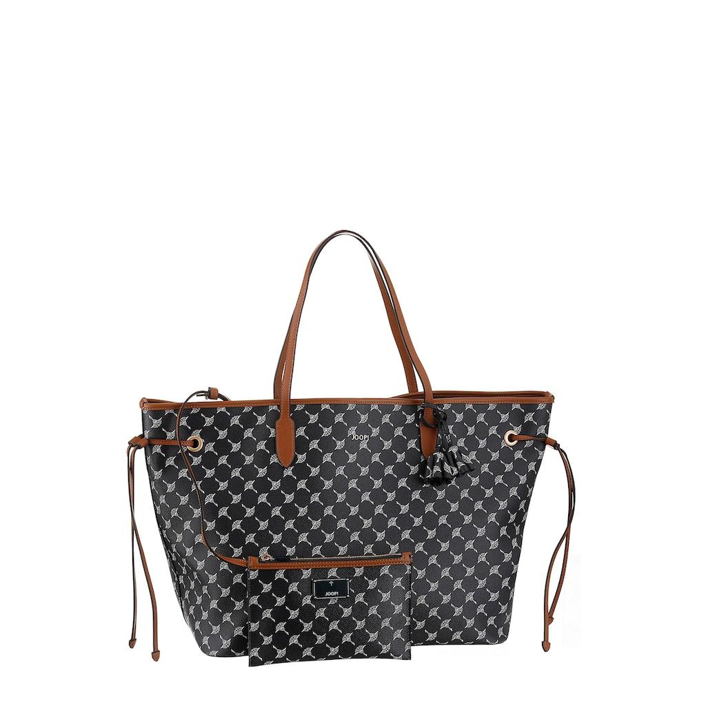 Joop! Shopper »cortina lara shopper xlho«, im XL-Format mit herausnehmbarem Reißverschluss-Täschchen