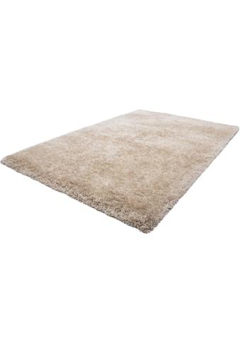 LALEE Hochflor-Teppich »Monaco«, rechteckig, 65 mm Höhe, Besonders weich durch Microfaser, Wohnzimmer kaufen