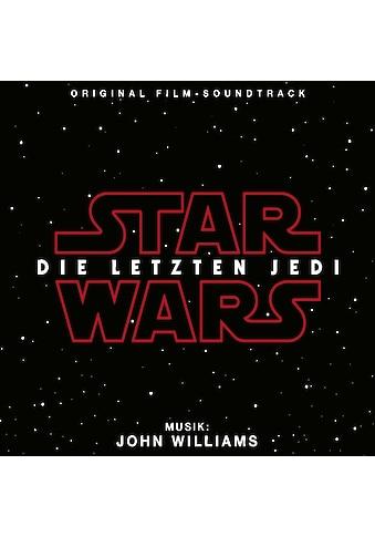 Musik-CD »STAR WARS: DIE LETZTEN JED / OST/Various« kaufen