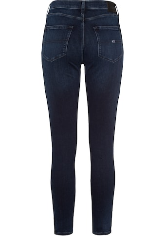 Tommy Jeans Skinny-fit-Jeans »SYLVIA HR S SKN ANKLE BE134 MBST«, mit leicht... kaufen
