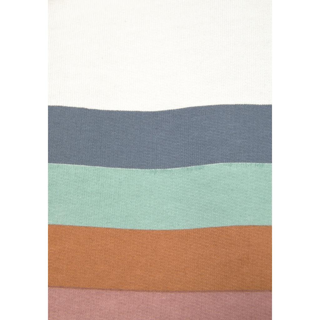Bench. Kapuzensweatshirt, mit Frontprint