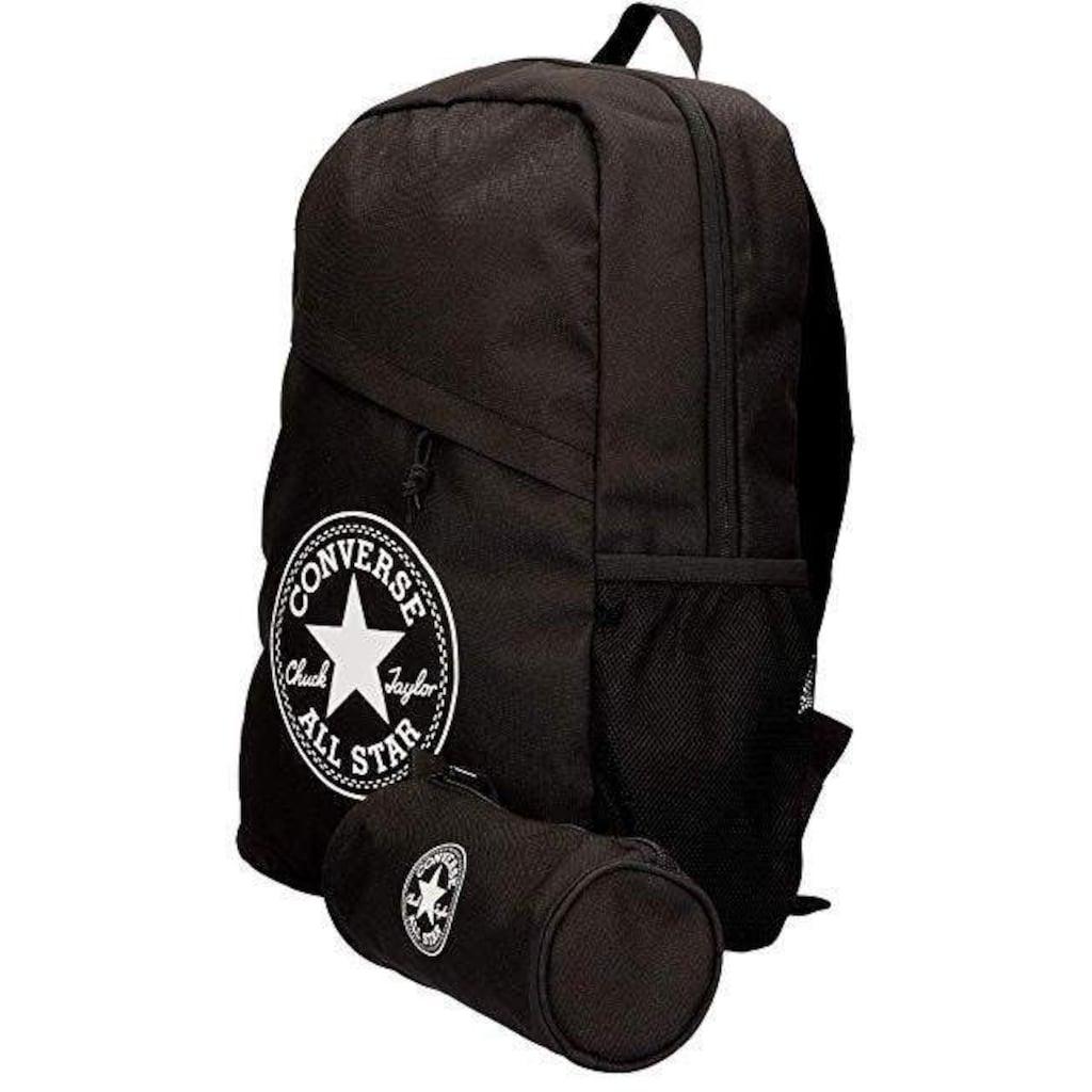 Converse Freizeitrucksack »Schoolpack XL«, inklusive Federmäppchen