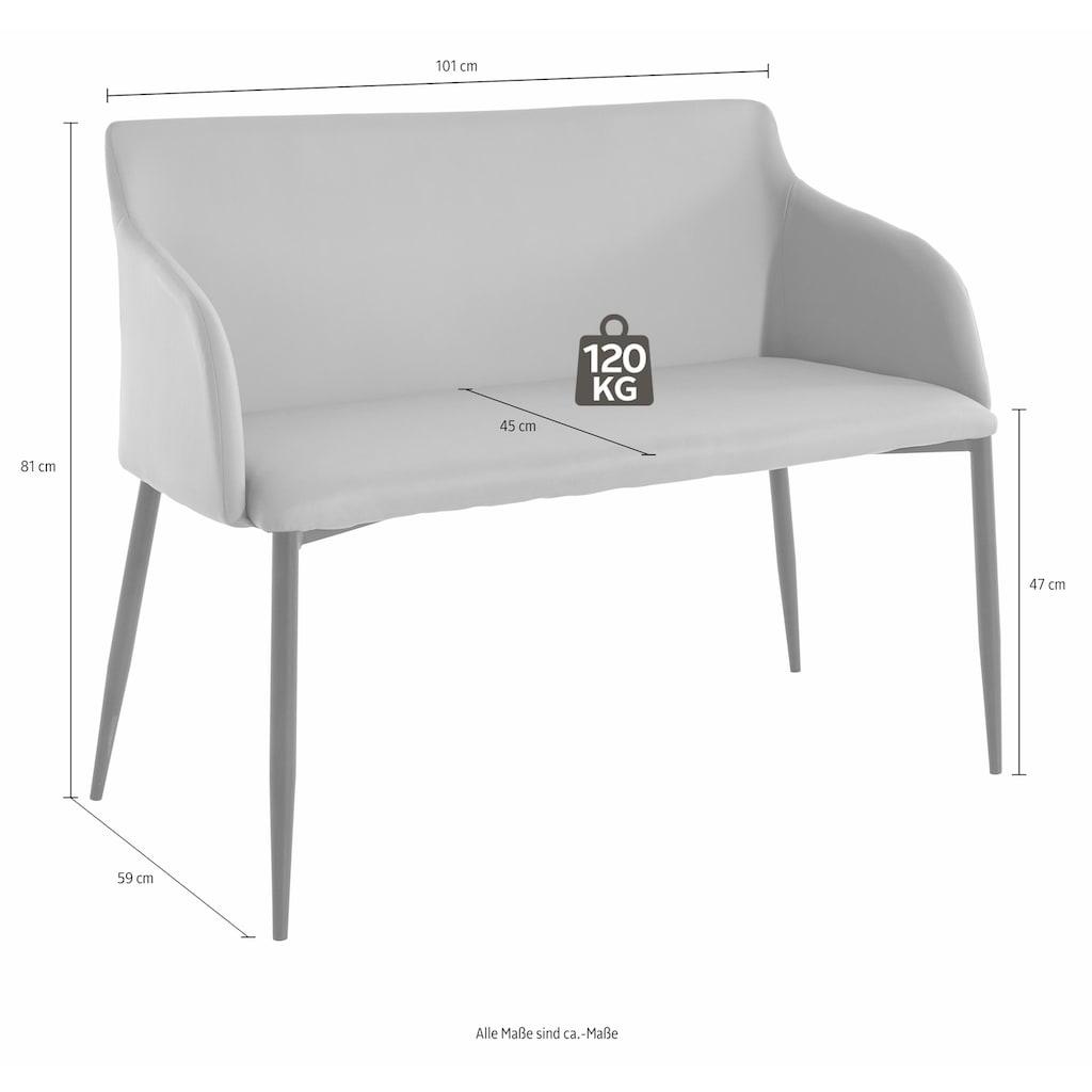 Sitzbank, Breite 106 cm