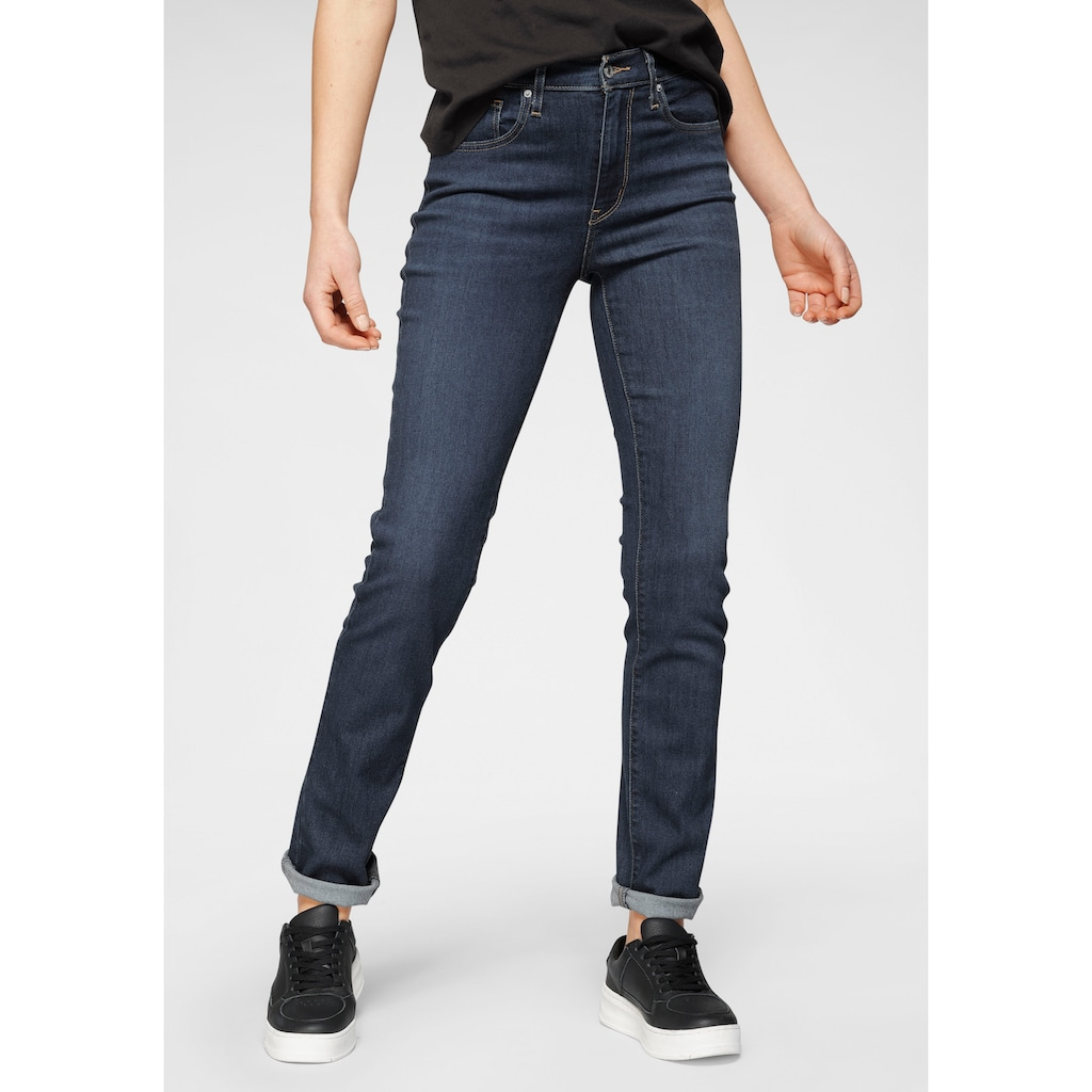 Levi's® Straight-Jeans »724 High Rise Straight«