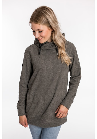 DEPROC Active Kapuzensweatshirt »SWEAT ALBERTA WOMEN«, aus funktionalem Piqué-Fleece kaufen