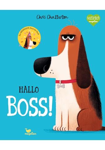 Buch »Hallo Boss! / Chris Chatterton, Kristina Kreuzer, Chris Chatterton« kaufen