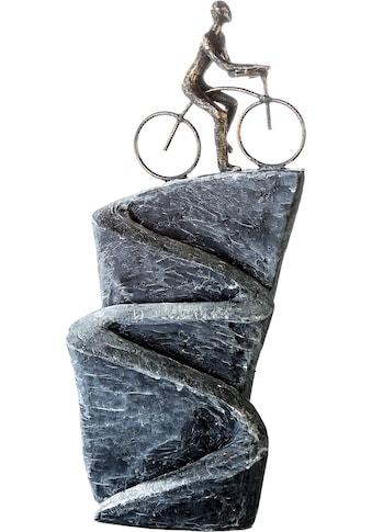 Casablanca by Gilde Dekofigur »Skulptur Aufwärts«, Dekoobjekt, Höhe 37 cm,... kaufen