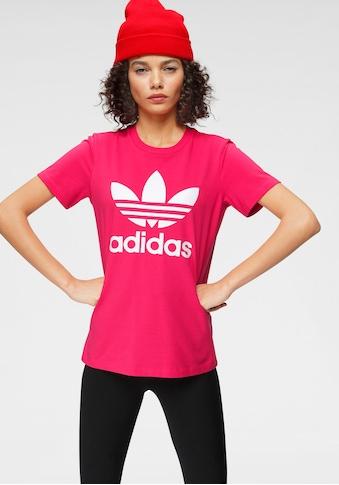 adidas Originals T - Shirt »TREFOIL TEE« kaufen