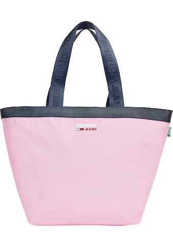 TOMMY JEANS Shopper »CAMPUS TOTE«, in schlichter Optik aus recycled Polyester kaufen