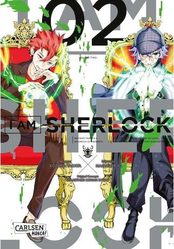 Buch »I am Sherlock 2 / Kotaro TAKATA, Naomichi Io, Hiro Yamada« kaufen