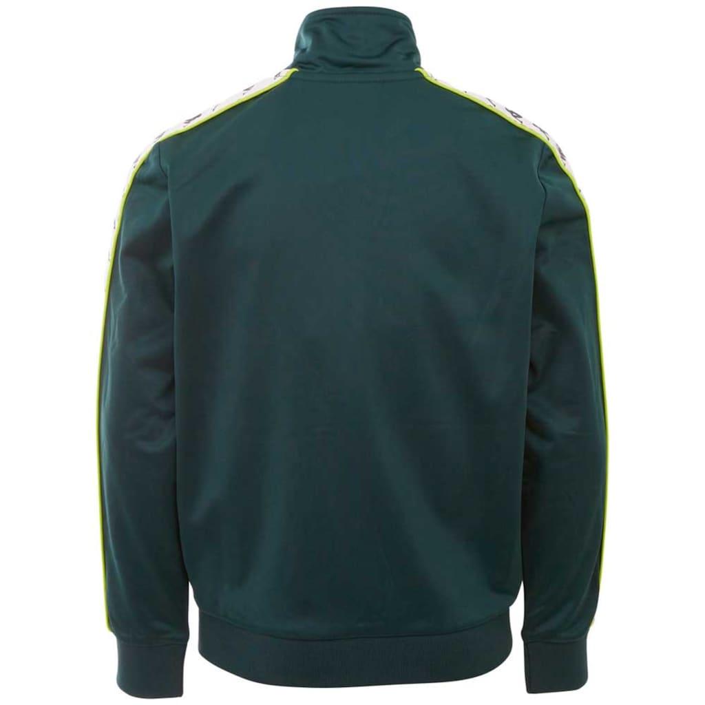 Kappa Trainingsjacke »HEKTOR«, mit hochwertigem Logowebband an den &Auml;rmeln<br />
