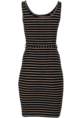 LTB Sommerkleid »YASIFA«, mit Knopfleiste und Bindeband kaufen
