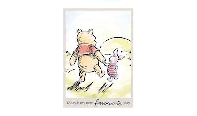 Komar Poster »Winnie Pooh Today«, Disney, Höhe: 70cm kaufen