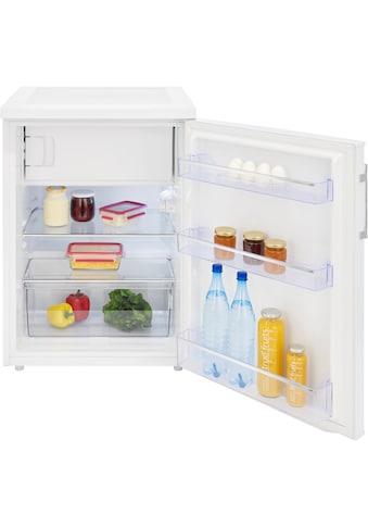 exquisit Table Top Kühlschrank »KS 18-17 A++ Inoxlook« kaufen