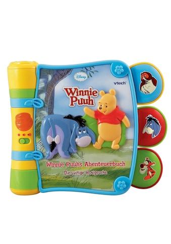 Vtech® Lernspielzeug »Winnie Puuhs Abenteuerbuch - Die lustige Honigsuche« kaufen