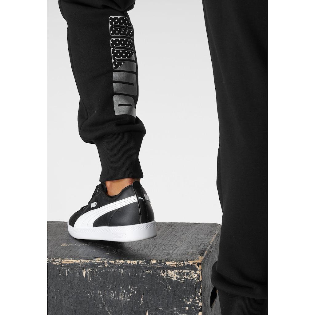 PUMA Jogginghose »Graphic Pants TR cl«