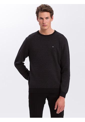 Cross Jeans® Strickpullover »34222«, Klassischer Jumper kaufen