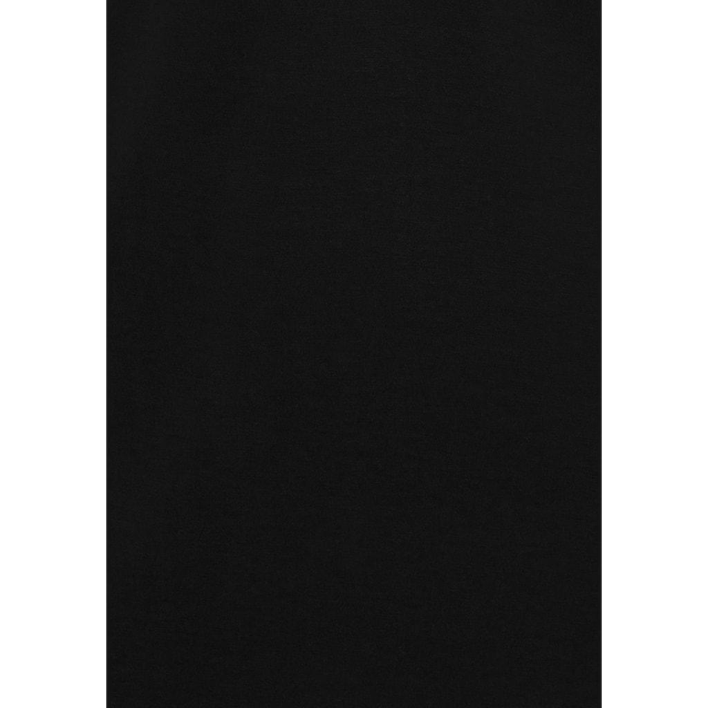 Vivance 3/4-Arm-Shirt, mit zarter Raffung