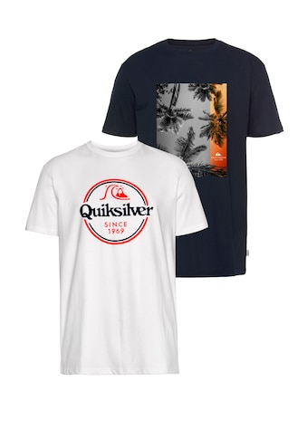 Quiksilver T-Shirt »REMAINS LIVES FLAXTON PACK« kaufen
