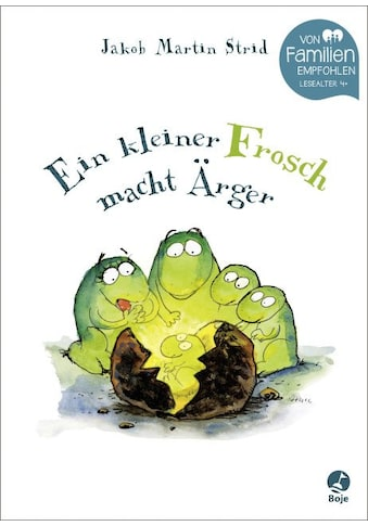 Buch »Ein kleiner Frosch macht Ärger / Jakob Martin Strid, Sigrid C. Engeler« kaufen