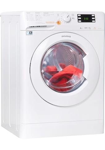 Privileg Family Edition Waschtrockner PWWT X 86G6 DE, 8 kg / 6 kg, 1600 U/Min kaufen