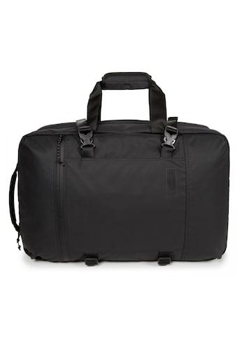 Eastpak Reisetasche »TRANZPACK, Surfaced Black«, mit Rucksackfunktion, enthält... kaufen