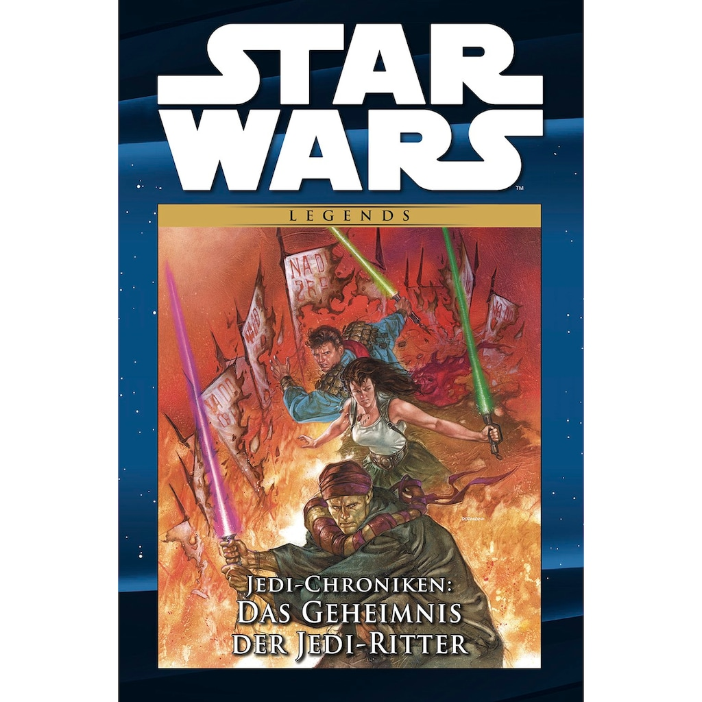 Buch »Star Wars Comic-Kollektion / Tom Veitch, Chris Gossett, David Roach, Janine Johnston, Tony Akins, Uwe Anton«