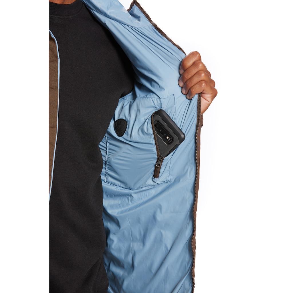 Jeff Green Leichtdaunenjacke »Andy«, Kein Lebendrupf, inklusive Transportbeutel
