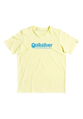 Quiksilver T - Shirt »New Slang« kaufen