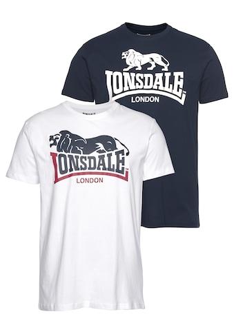 Lonsdale T-Shirt »LOSCOE« kaufen