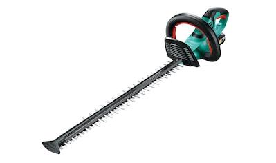 BOSCH Akku-Heckenschere »AHS 55-20 LI«, 55 cm Schnittlänge, mit Akku und Ladegerät kaufen