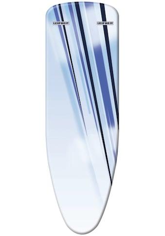 Leifheit Bügelbrettbezug Air Active L blue stripes, Zubehör für Leifheit AirActive L Steamer kaufen