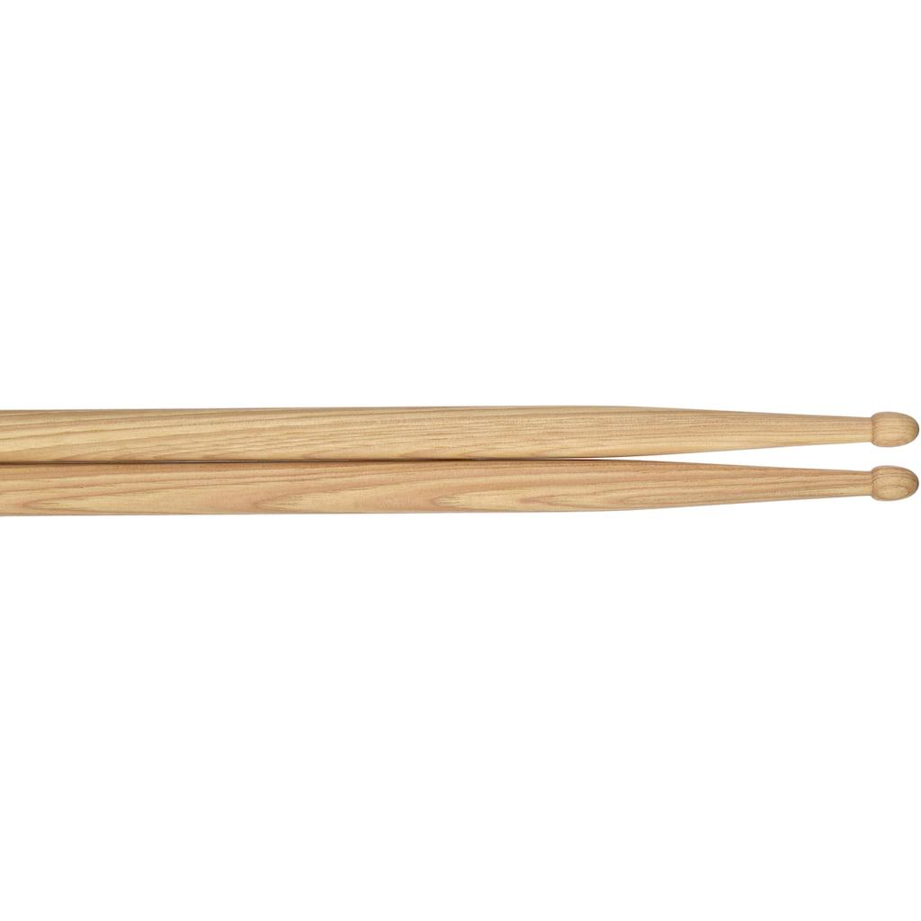Voggenreiter Digitales Drum Set »Rhythmic Village Set (App) mit Drum Sticks«, Sticks Made in Germany