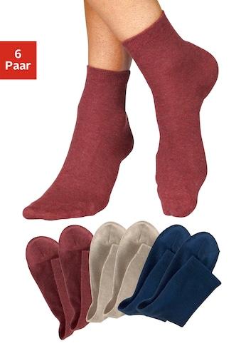 H.I.S Socken, (6 Paar), in aktuellen Farben kaufen