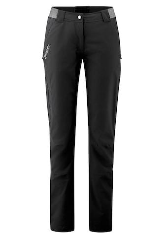 Maier Sports Funktionshose »Norit 2.0 W«, Technische Outdoorhose aus leichtem Funktionsmaterial kaufen