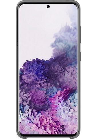 Samsung Smartphone-Hülle »Silicone Cover EF-PG980«, Galaxy S20 kaufen