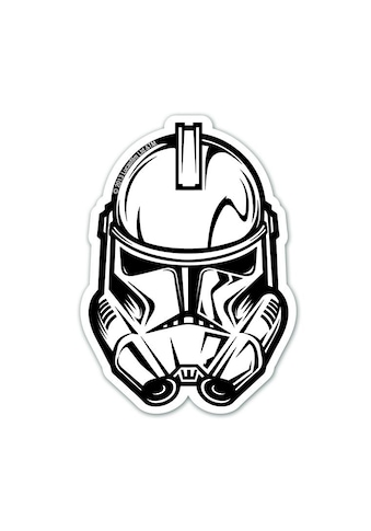 LOGOSHIRT Magnet mit Star Wars - Print »Imperial Stormtrooper - Krieg der Sterne« kaufen
