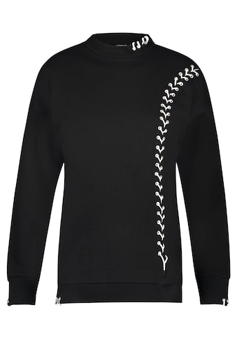 Supermom Pullover »Lace - up« kaufen