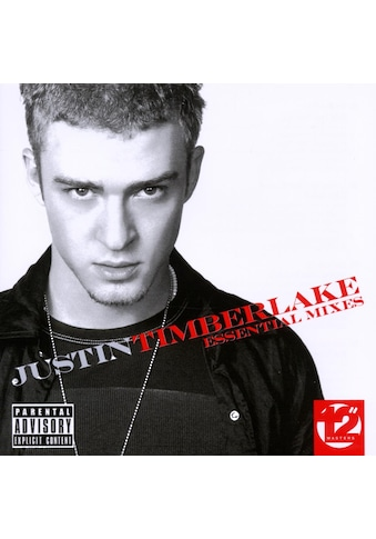 Musik-CD »12 Masters-The Essential Mixes / Timberlake,Justin« kaufen