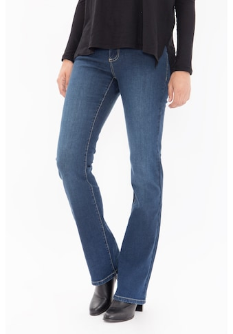 Way of Glory Bootcut-Jeans »Tamara«, in cleaner Waschung kaufen