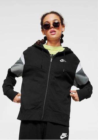 Nike Sportswear Kapuzensweatjacke »W NSW HRTG HOODIE FZ FLC« kaufen