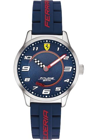 Scuderia Ferrari Quarzuhr »PITLANE, 860015« kaufen