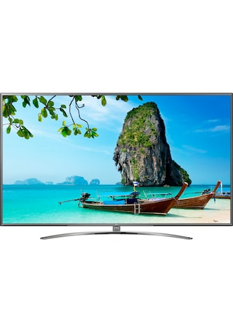 "LG LED-Fernseher »75UN81006LB«, 189 cm/75 "", 4K Ultra HD, Smart-TV, UltraHD kaufen"